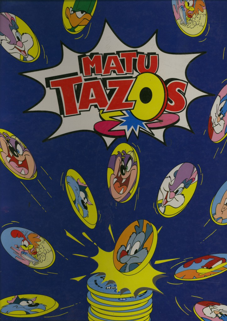 matu tazo map voorkant